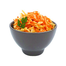Salade Coleslaw sauce fromage blanc 0% 2.5 kg