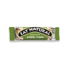 Eat Natural vegan choco noix de coco & cacahuète 45 g x 12 pc