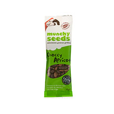 Graines Munchy Seeds choccy apricot 25 g x 12 pc