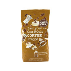Frappé café caramel One & Only – 1 kg