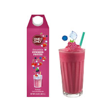Smoothie fruits rouges One&Only 1 L