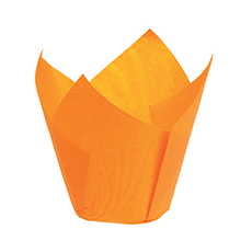 Tulip cup orange x 200 pc