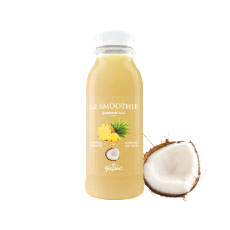 Smoothie ananas/noix de coco Gaspard 250 ml x 6 pc